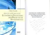 Gestão da viabilidade econômico-financeira dos projetos de investimento
