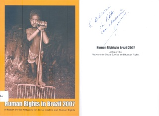 Human rights in Brazil 2007