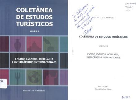 Coletânea de estudos turísticos