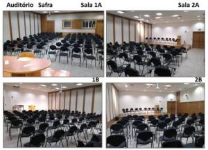 Auditório Safra