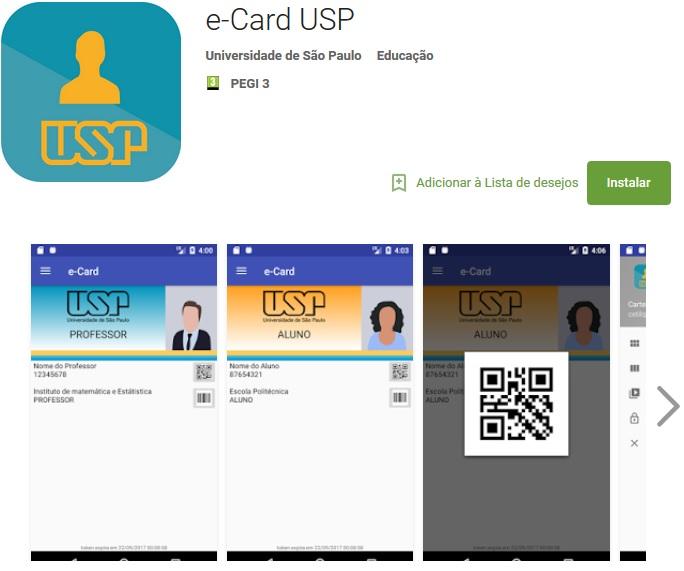 e-Card USP