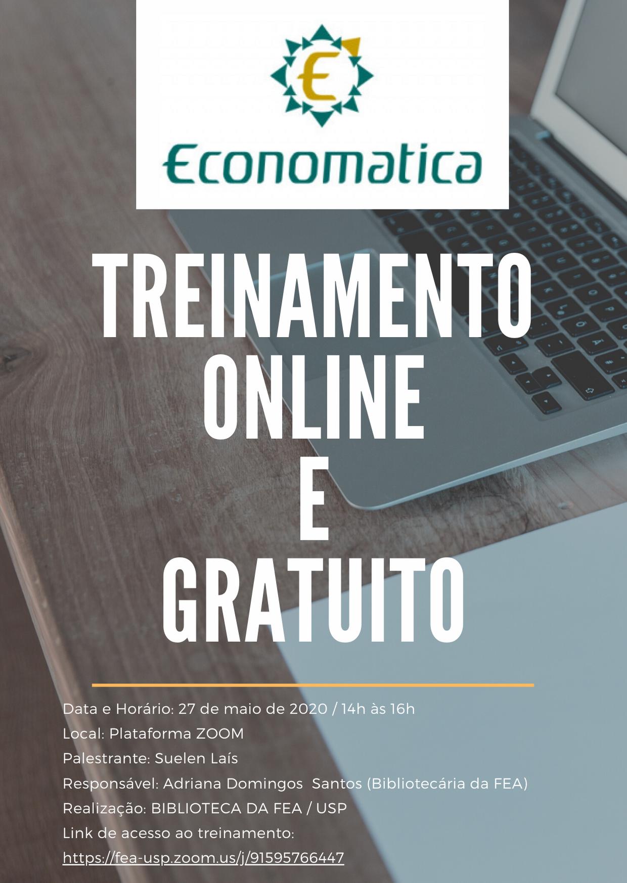 treinamento Economatica maio 2020