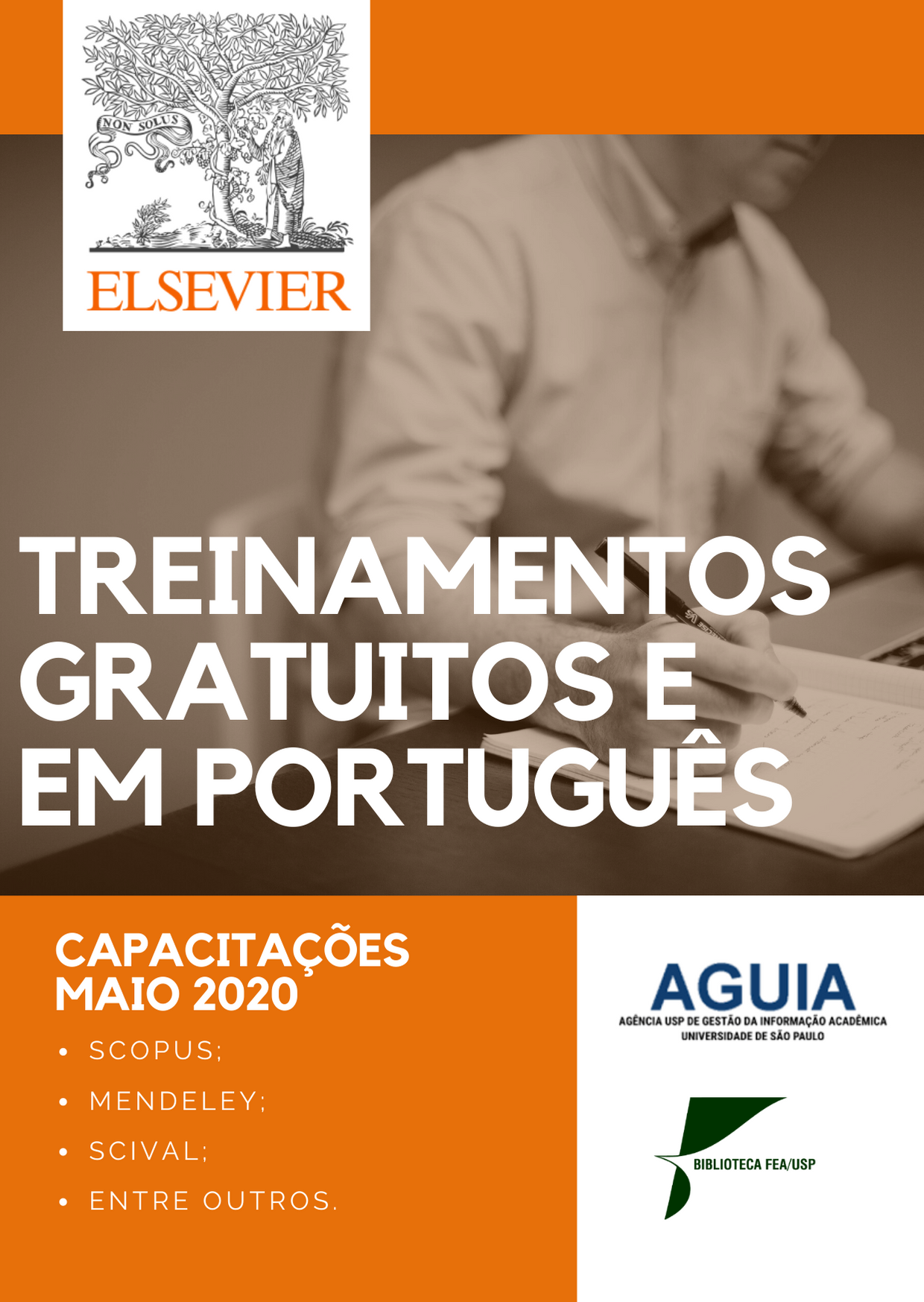 TREINAMENTOS ELSEVIER MAIO 2020